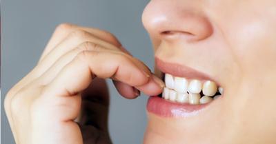 Stop nail biting - blog image