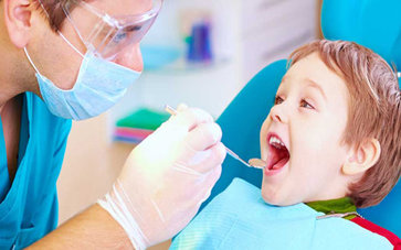 A Child's First Dental Visit - main blog banner