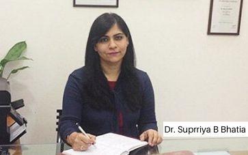 Dr. Suprriya B Bhatia