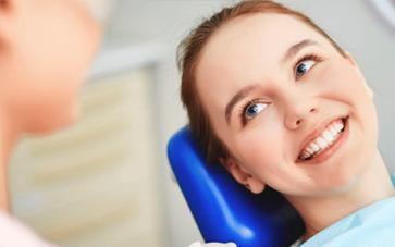 Permanent teeth restoration